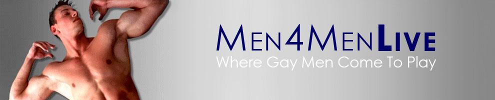 Naked Gay Men - Men4MenLive!
